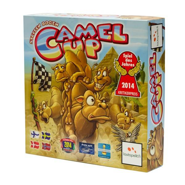 Camel Cup, Familiespill (SE/FI/NO/DK) (Z000059424)