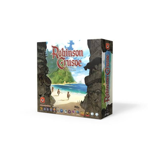 Robinson Crusoe Adventures on the Cursed Island (EN) (Z000142332)