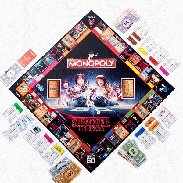 Stranger Things Monopol (EN) (Z000128193)