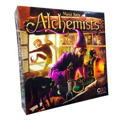 Alchemists, Appspill (EN) (Z000140235)
