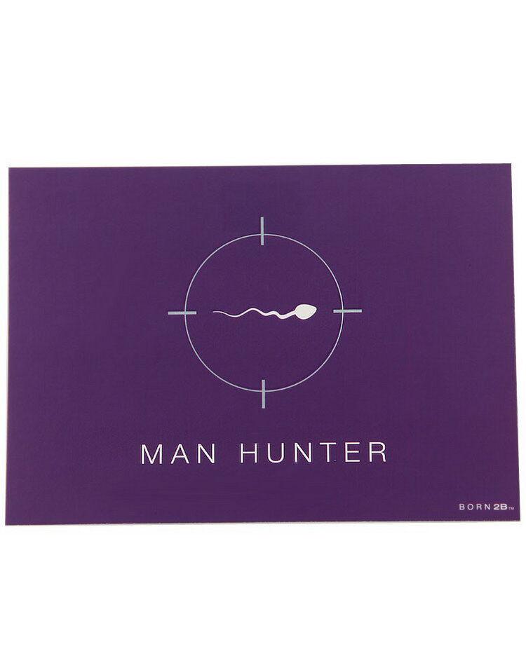Man Hunter - Kort