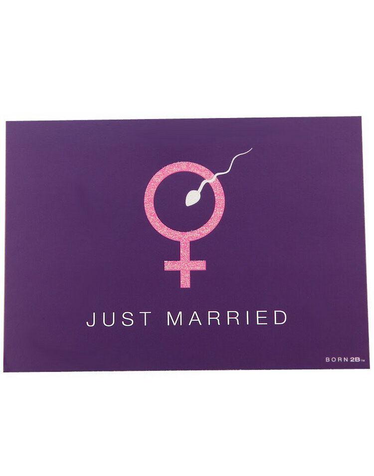 Just Married - Kort