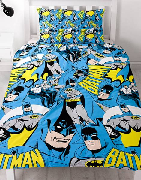 Dc Comics Batman Sengesett