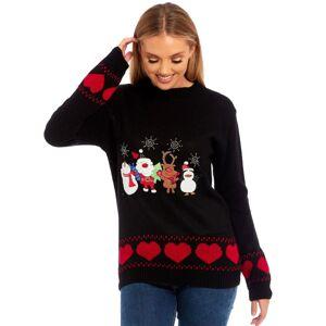 021d756d0 Strikket julenisse | Finn Kostymer på Kelkoo