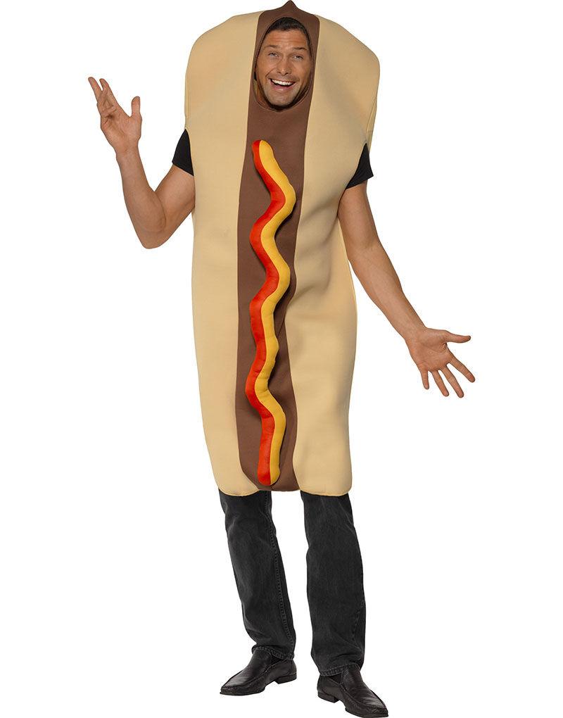 Giant Hot Dog - Kostyme