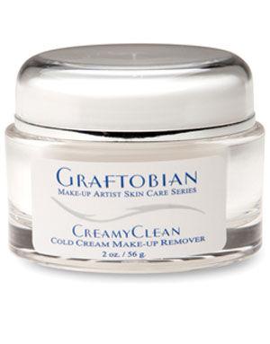 Creamy Clean Cold Cream - Graftobian Sminkefjerner 56 gram