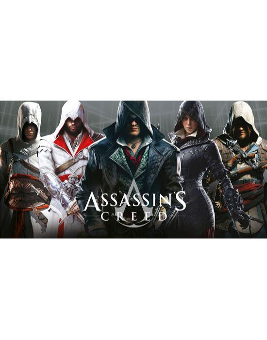 Assassins Creed Strand- / Badehåndkle 70x140 cm