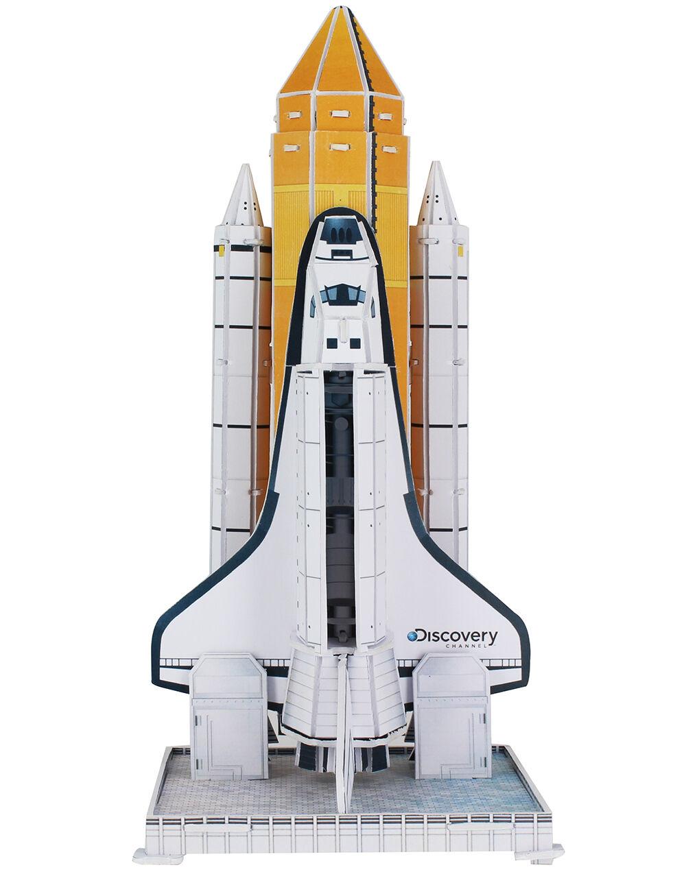 Lisensiert Discovery 3D Rakett - 60 Puslebiter