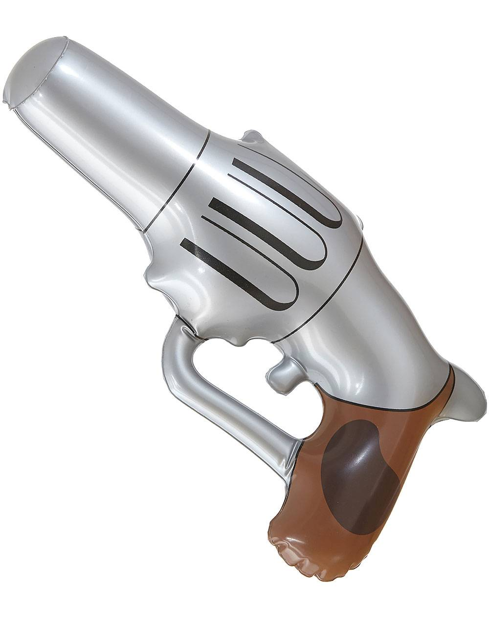 Oppblåsbar Cowboy Pistol - 29 cm