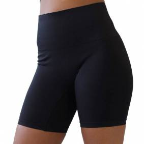 Stay In Place StayInPlace Seamless Biker Tights - Black