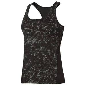 Casall Splash Racerback - Black pattern-2 * Kampanje *
