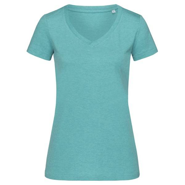 Stedman Lisa Women V-Neck - Green