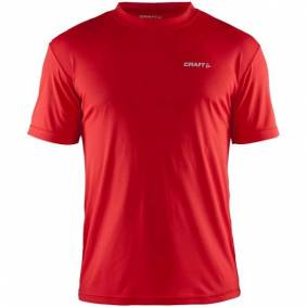 craft Prime Tee Men - Red