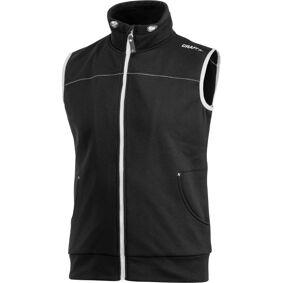 craft Leisure Vest Men - Black