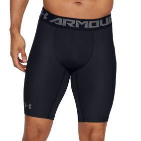 Under Armour Long Compression Shorts - Black