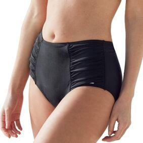 Abecita Alanya Delight Maxi Bikini Brief - Black
