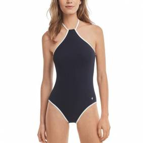 Marc O'Polo Marc O Polo Solids Beachsuit 995 - Darkblue