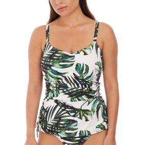 Fantasie Palm Valley Tankini - White Pattern-2 * Kampanje *
