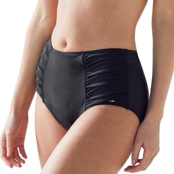 Abecita Alanya Delight Maxi Bikini Brief - Black * Kampanje *