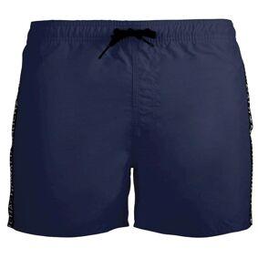 Muchachomalo Solid Swimshorts - Navy-2 * Kampanje *