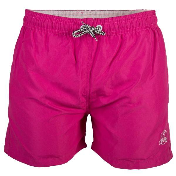 Sir John Swimshorts For Men - Cerise * Kampanje *