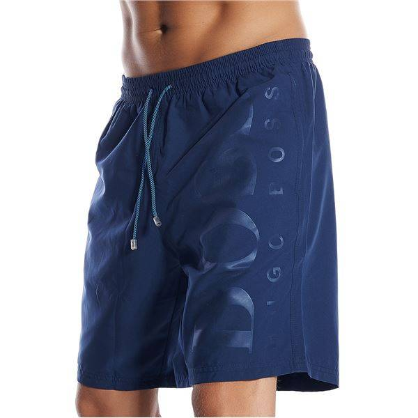 Hugo Boss Orca Swim Shorts - Navy
