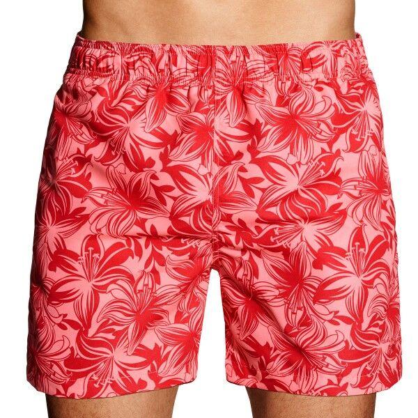 Gant Lily Swim Shorts - Red Pattern-2 * Kampanje *