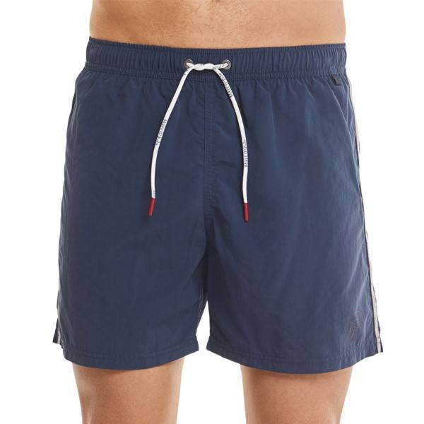 Marc O'Polo Marc O Polo Solids Swimshorts 161128 - Grey/Blue