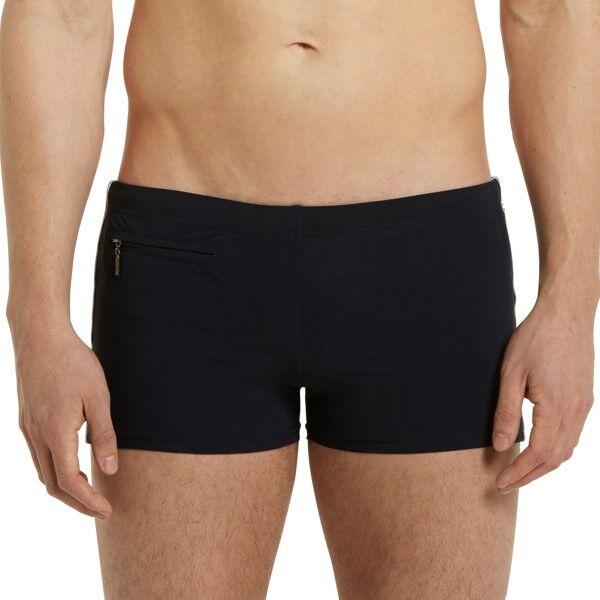 Marc O'Polo Marc O Polo Solids Swim Shorts 146442 - Darkblue