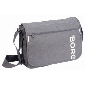 Björn Borg Core Flapbag - Grey