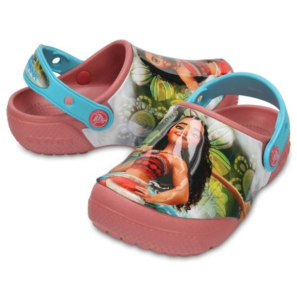 Crocs Fun Lab Graphic Moana Clog - Pink * Kampanje *