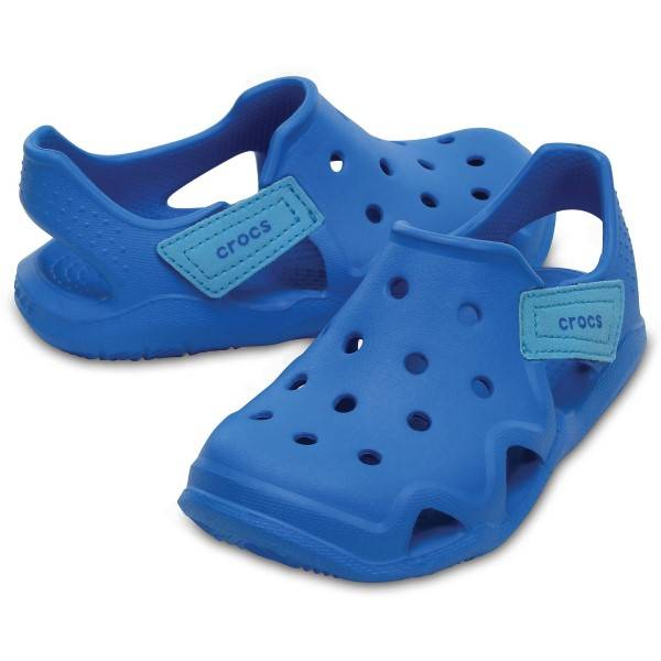 Crocs Swiftwater Wave Kids - Blue
