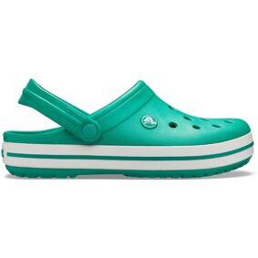 Crocs Crocband Unisex - Green/White