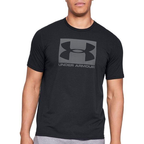 Under Armour Boxed Sportstyle Short Sleeve T-shirt - Black * Kampanje *