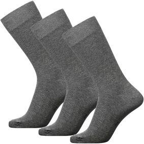 JBS 3-pakning Socks - Grey * Kampanje *