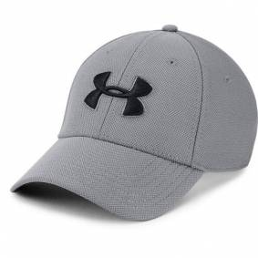 Under Armour Blitzing 3.0 Cap - Grey
