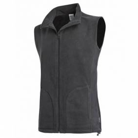 Stedman Active Fleece Vest For Men - Grey