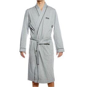 Hugo Boss Kimono Robe Grey - Grey