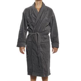 JBS Bath Robe - Grey