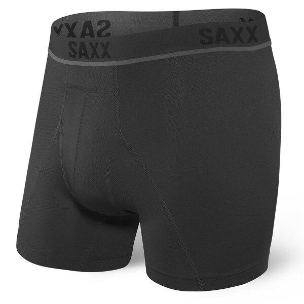 SAXX Kinetic HD Boxer Brief - Black