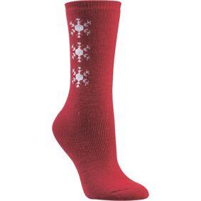 Seger Lillen Junior Sock - Red
