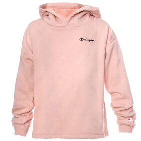Champion Classics Hooded Sweatshirt For Girls - Ancientpink