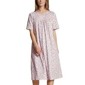 Calida Soft Cotton Nightshirt 34000 - Lilac