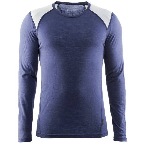 craft St Moritz Longsleeve Men - Blue * Kampanje *