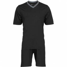 JBS Short Sleeve Pyjamas - Black