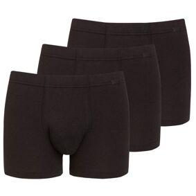 Jockey 3-pakning Cotton Plus Trunk - Black