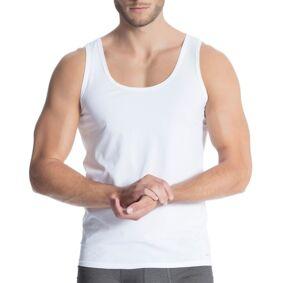 Calida Fresh Cotton Athletic Shirt - White