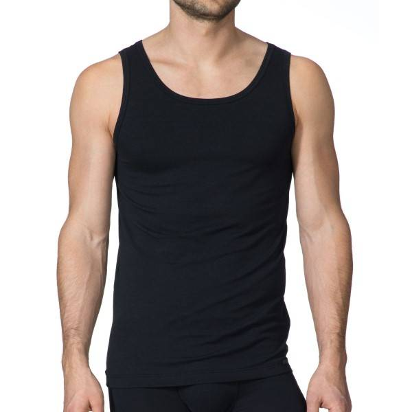 Calida Focus Athletic-Shirt - Black