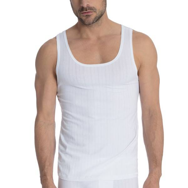 Calida Pure and Style Athletic Shirt - White