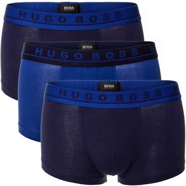 Hugo Boss BOSS Trunk 3-pakning - Darkblue * Kampanje *